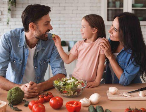Como aumentar o consumo de legumes e verduras?